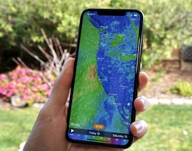 5 Great iPhone Weather Apps