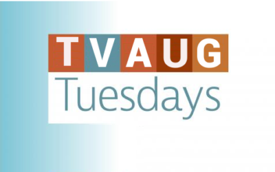 TVAUG Tuesdays – Q&A Meeting  (Mar)