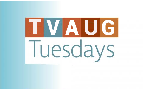 TVAUG Tuesdays – HELP Session (Mar)