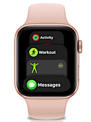 How to Use Dock on Apple Watch – Add or Remove Favorite Apps